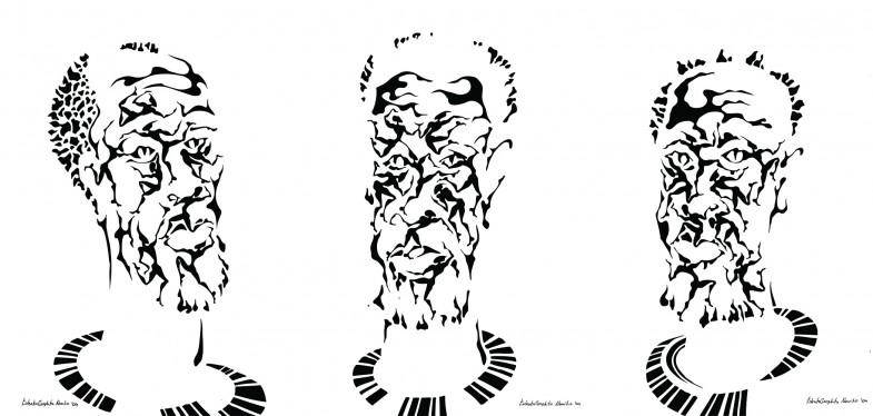 bushmans triptych